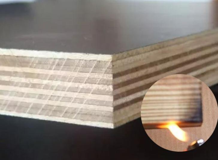 Ván gỗ Plywood chống cháy