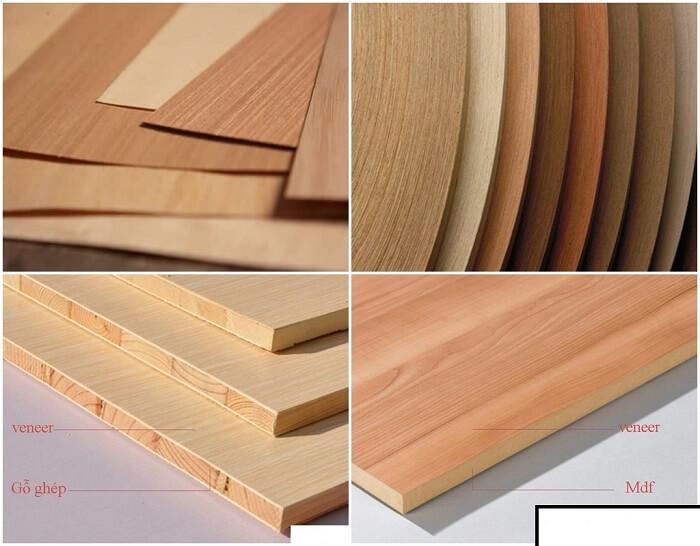 Tổng hợp các loại vật liệu gỗ công nghiệp được sử dụng phổ biến hiện nay
