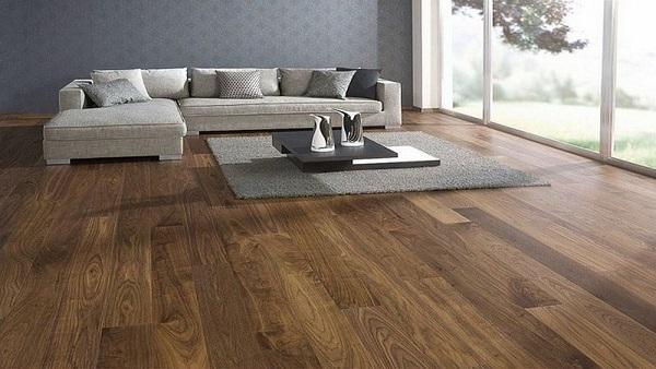 Ưu điểm của sàn gỗ so với sàn đá