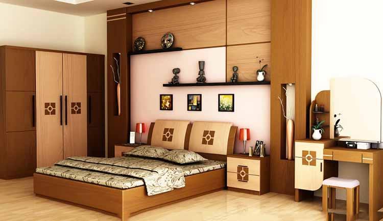 Những món đồ gỗ nội thất phòng ngủ không thể thiếu