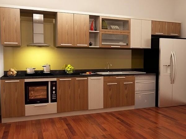 Top 5 loại gỗ làm tủ bếp chịu nước cao cấp được lựa chọn nhiều nhất