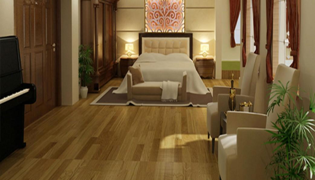 Nên chọn sàn gỗ tự nhiên hay sàn gỗ công nghiệp?