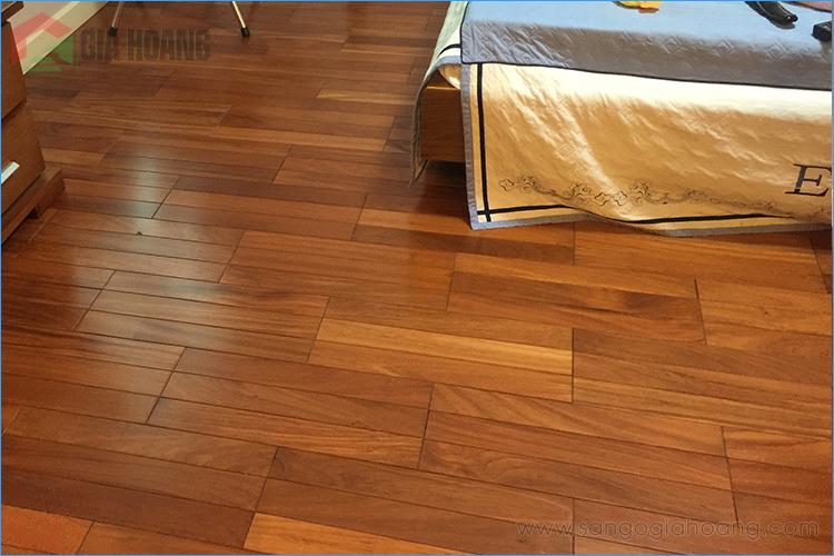Nên lắp sàn gỗ bản to hay bản nhỏ - chọn loại nào phù hợp???