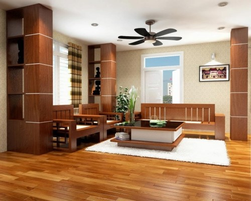 Sàn gỗ tự nhiên có đắt không? Nên mua sàn gỗ tự nhiên ở đâu?