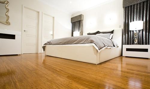 Những lý do vì sao nên lát sàn gỗ cho phòng ngủ