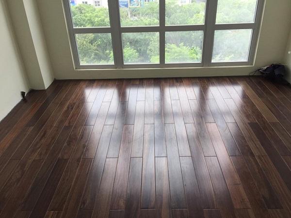 Muốn lát sàn gỗ chung cư phải dùng ngay loại vật liệu này
