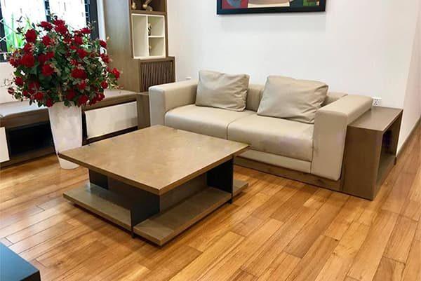 Thi công sàn gỗ giá bao nhiêu, ở đâu uy tín?