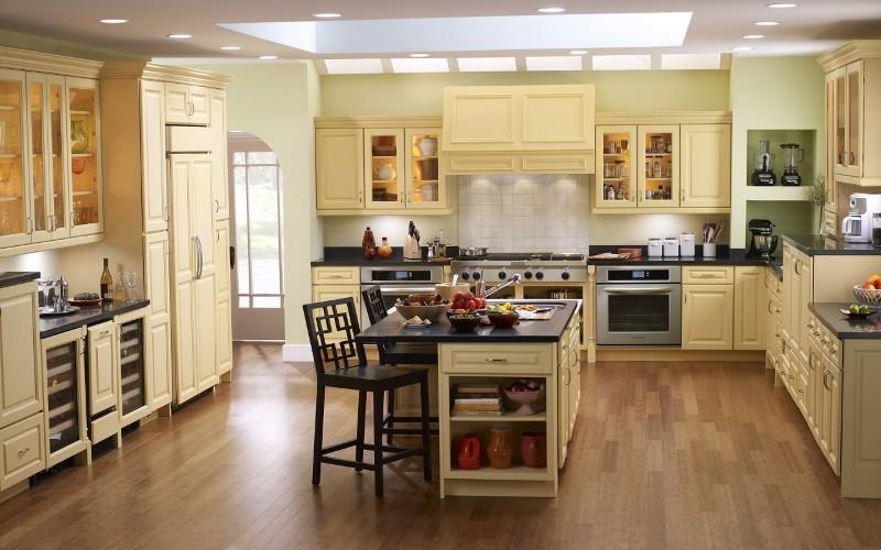 Những tiêu chí lựa chọn và thi công sàn gỗ bếp hiện nay?