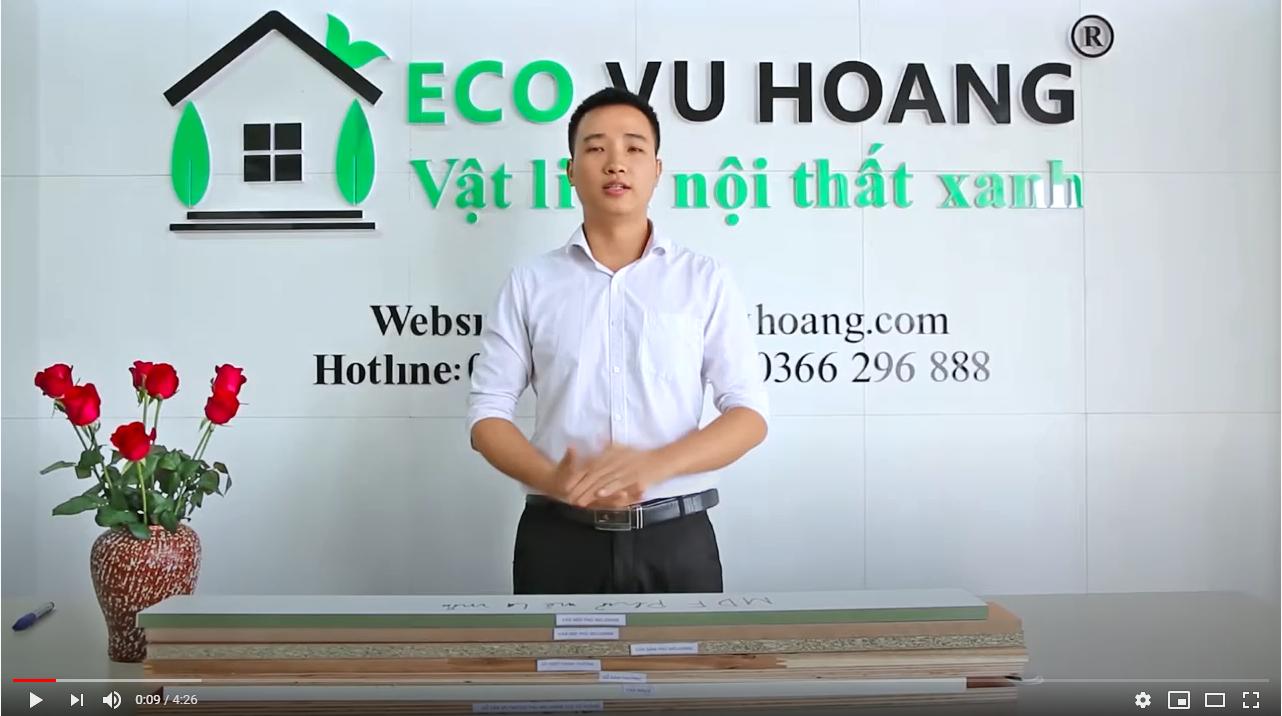 Gỗ dán Plywood Ecovuhoang